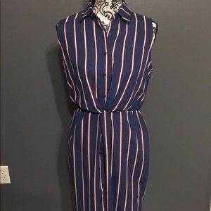 NWOT Navy Blue dress
